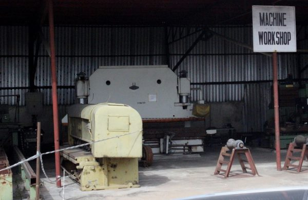Base 1 – Fabrication Yard