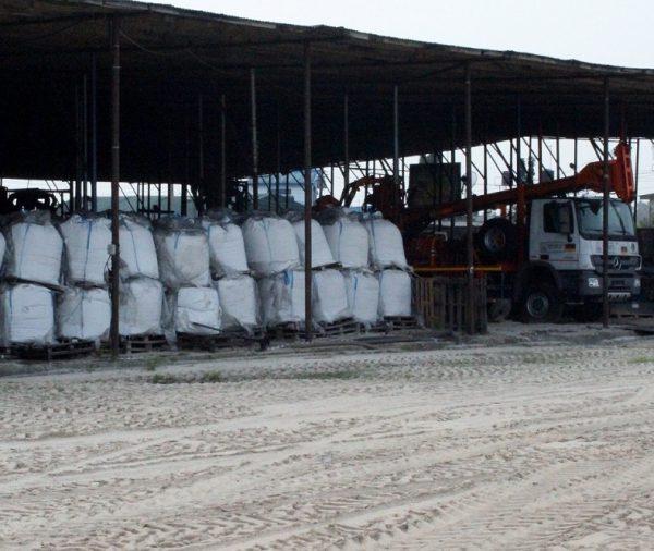 Base 2 – Material Storage Yard