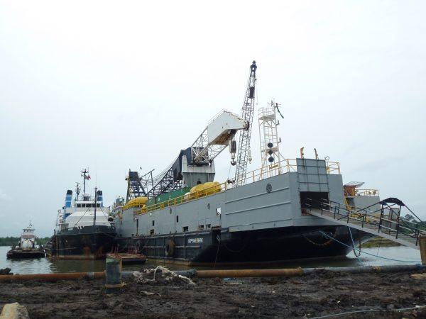 Base 3 – Marine Logistics / Stacking Yard